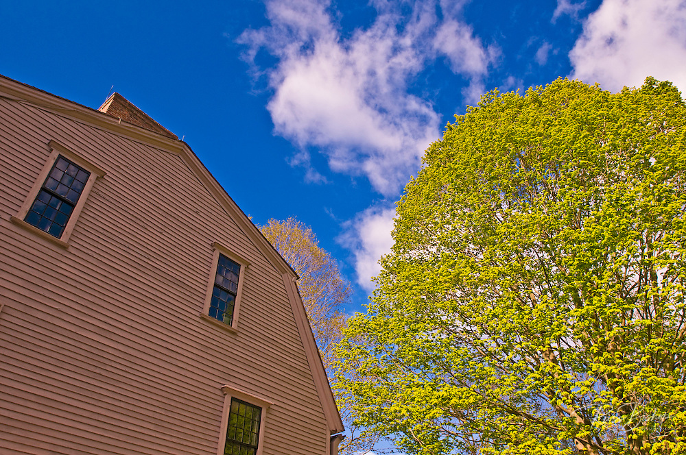 The Old Manse, Minute Man National Historic Park, Concord, Massachusetts