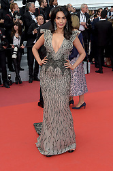72nd Cannes Film Festival, Red Carpet film : 'La belle epoque'. 20 May 2019 Pictured: Mallika Sherawat. Photo credit: maximon / MEGA TheMegaAgency.com +1 888 505 6342