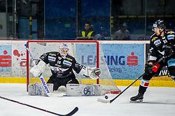 27.11.2018, Ice Rink, Znojmo, CZE, EBEL, HC Orli Znojmo vs HC TWK Innsbruck Die Haie, 23. Runde, im Bild v.l. Teemu Tapio Lassila (HC Orli Znojmo) Jakub Stehlik (HC Orli Znojmo) // during the Erste Bank Eishockey League 23th round match between HC Orli Znojmo and HC TWK Innsbruck Die Haie at the Ice Rink in Znojmo, Czechia on 2018/11/27. EXPA Pictures © 2018, PhotoCredit: EXPA/ Rostislav Pfeffer
