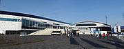 De vierde editie van De Hollandse 100 in Thialf, Heerenveen. De Hollandse 100 is een initiatief van stichting Lymph&Co. Stichting Lymph&Co steunt grensverleggend onderzoek om de behandeling van lymfklierkanker te verbeteren<br /> <br /> Op de foto: Thialf