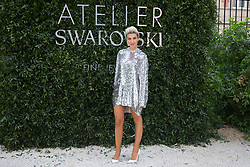 Zara Alexandrova attends the Atelier Swarovski - Cocktail Of The New Penelope Cruz Fine Jewelry Collection during Paris Haute Couture Fall Winter 2018/2019 in Paris, France on July 02, 2018. Photo by Nasser Berzane/ABACAPRESS.COM