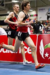 New Balance Indoor Grand Prix track meet: Men's 3000 meter, Heath leads Baddeley