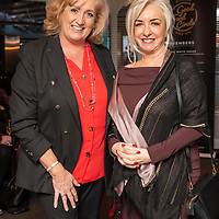 REPRO FREE<br /> Pictured at the opening of the 43rd Kinsale Gourmet Festival at the Blue Haven were Una Crowley Jackson and Marie Strand from Kinsale.<br /> Picture. John Allen