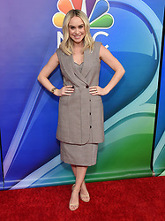 February 20, 2019 - Hollywood, California, U.S. - Becca Tobin on the carpet at the NBCUniversal Mid Season Press Junket at Universal Studios. (Credit Image: © Lisa O'Connor/ZUMA Wire)