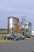 Eton, United Kingdom  General Views, GV's of the Finish Tower installation. 2012 GB Rowing Trials, Dorney Lake. Near Windsor Berks Sunday  11/03/2012  [Mandatory Credit; Peter Spurrier/Intersport-images]