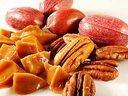 Toffee chunks & Pecan Nuts