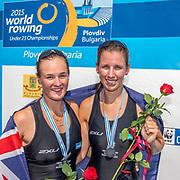 NZL W2X @ U23 Worlds 2015