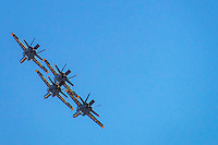 Blue Angels Practice Drill