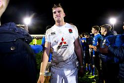 Alex Coles of England U20 - Mandatory by-line: Robbie Stephenson/JMP - 08/03/2019 - RUGBY - Goldington Road - Bedford, England - England U20 v Italy U20 - Six Nations U20