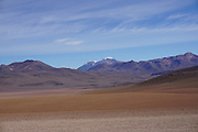 Bolivia, Salar de Uyuni (or Salar de Tunupa) is the world's largest salt flat