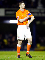 Fotball<br /> England<br /> Foto: Colorsport/Digitalsport<br /> NORWAY ONLY<br /> <br /> Michael Nelson of Hartlepool <br /> <br /> Southend United v Hartlepool United at Roots Hall Southend-on-Sea<br /> 27/03/2009