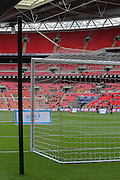Wembley Stadium before the Sky Bet League 2 Play Off final between Southend United and Wycombe Wanderers at Wembley Stadium, London, England on 23 May 2015. Photo by Simon Davies.