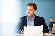Zweiter Chefredakteur von ARD-aktuell, Helge Fuhst, Hamburg, Deutschland, 2. September 2021