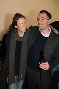 FRAN HICKMAN; BEN GOLDSMITH, STICKS WITH DICKS AND SLITS, Tim Noble and Sue Webster. Blain Southern. hanover Sq. london. 2 February 2017