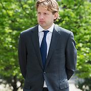 NLD/Laren/20140411 - Begrafenis slachtoffers familiedrama Schmittmann, prins Floris