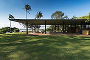 The Jayewardene House<br /> Mirissa, Sri Lanka. 1997<br /> Geoffrey Bawa