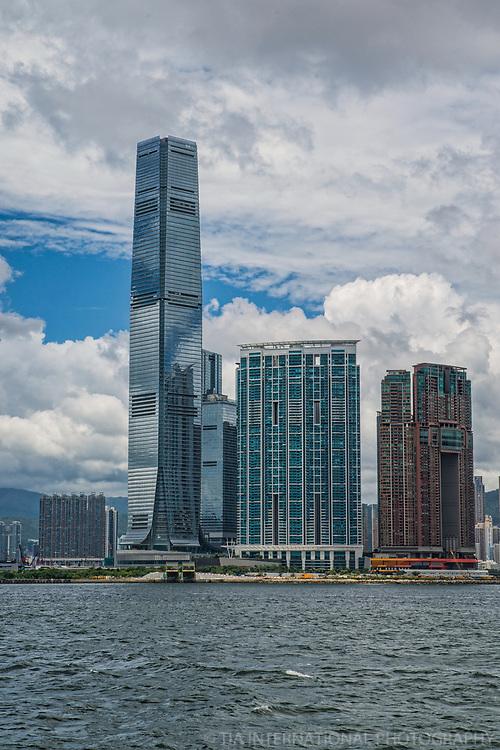 International Commerce Centre (ICC) (the Tallest Bldg in HK)