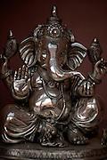 Ganesh Art at the Tree of Life hotel - Jaipur - Rajasthan -India 2011