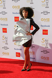 March 30, 2019 - Los Angeles, CA, USA - LOS ANGELES, CA - MAR 29:  Yara Shahidi attends the 50th NAACP Image Awards Non-Televised Dinner at The Berverly Hilton on March 29 2019 in Beverly Hills CA. Credit: CraSH/imageSPACE/MediaPunch (Credit Image: © Imagespace via ZUMA Wire)