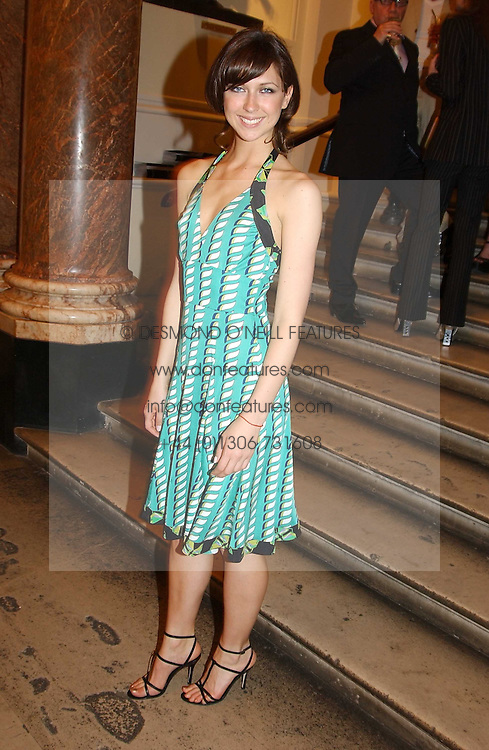MARGO STILLEY at the Royal Academy of Arts Summer Exhibition Preview Party held at Burlington House, Piccadilly, London on 2nd June 2005<br /><br />NON EXCLUSIVE - WORLD RIGHTS