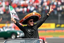 October 29, 2017 - Mexico-City, Mexico - Motorsports: FIA Formula One World Championship 2017, Grand Prix of Mexico, .#2 Stoffel Vandoorne (BEL, McLaren Honda) (Credit Image: © Hoch Zwei via ZUMA Wire)
