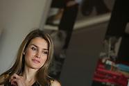 071813 Princess Letizia visits the International School of Music of the Prince of Asturias Foundatio