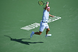 March 9, 2019 - Indian Wells, USA - Felix Augier Aliassime defeated Stefanos Tsitsipas  (Credit Image: © Panoramic via ZUMA Press)