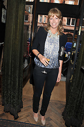MARINA FOGLE at a reception hosted by Ralph Lauren Double RL and Dexter Fletcher before a private screening of Wild Bill benefitting FilmAid held at RRL 16 Mount Street, London on 26th March 2012.