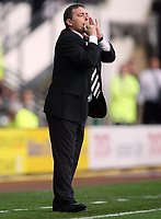 Photo: Rich Eaton.<br /> <br /> Derby County v Birmingham City. Coca Cola Championship. 21/10/2006. Billy Davies manager of Derby County