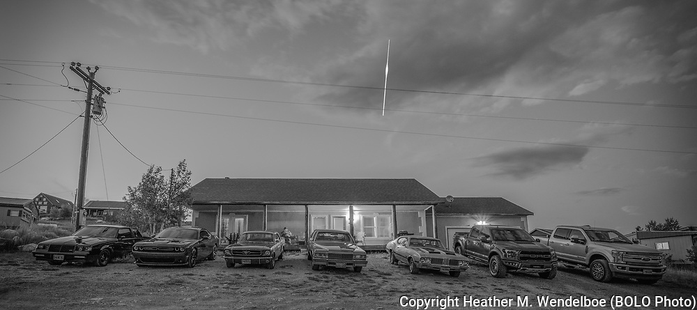 BOLO Photo<br /> Wild West Automotive Photography<br /> Snowy Range Road Trip: Perseid Meteor Shower<br /> 10-11 Aug 19<br /> Centennial, Wyoming<br /> Snowy Hideout
