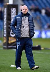 Scotland head coach Gregor Townsend prior to the Guinness Six Nations match at BT Murrayfield Stadium, Edinburgh.