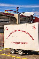 Scotiabank Saddledome, Stampede Park