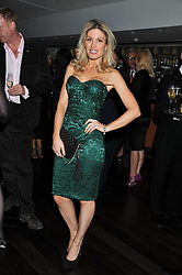HOFIT GOLAN at a party to relaunch the Met Bar at 19 Old Park Lane, London W1 on 5th October 2011.