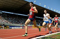 08-07-2006 ATLETIEK: NK BAAN: AMSTERDAM<br /> 1500 meter - Erik Negerman <br /> ©2006-WWW.FOTOHOOGENDOORN.NL