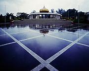 Tuga Negara National Monument, Kuala Lumpur, Malaysia.