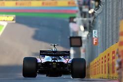 June 23, 2017 - Baku, Azerbaijan - Motorsports: FIA Formula One World Championship 2017, Grand Prix of Europe, .#55 Carlos Sainz Junior (ESP, Scuderia Toro Rosso) (Credit Image: © Hoch Zwei via ZUMA Wire)