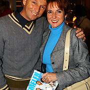 Premiere Hemelen, Dick Cohen en Annemiek Ruyten