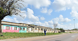 South Africa - Pretoria - 27 April 2020 - Work is at an advanced stage to reduce the number of people living in the crowded Mamelodi hostels as a measure to miligate the negative effects of the deadly coronavirus.<br /> <br /> Picture: Thobile Mathonsi/African News Agency(ANA)