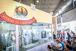 Vitrine da Carne Gaúcha na 38ª Expointer, que ocorrerá entre 29 de agosto e 06 de setembro de 2015 no Parque de Exposições Assis Brasil, em Esteio. FOTO: Pedro H. Tesch/ Agência Preview