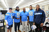 NFL-Los Angeles Chargers Bicycles for Kids Giveaway-Dec 10, 2019