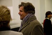 JAMES MOORES, Mythologies. Haunch of venison. 6 Burlington Gardens. London. 10 March 2009 *** Local Caption *** -DO NOT ARCHIVE-© Copyright Photograph by Dafydd Jones. 248 Clapham Rd. London SW9 0PZ. Tel 0207 820 0771. www.dafjones.com.<br /> JAMES MOORES, Mythologies. Haunch of venison. 6 Burlington Gardens. London. 10 March 2009