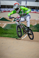 #593 (CAMPO Alfredo) ECU at Round 1 of the 2020 UCI BMX Supercross World Cup in Shepparton, Australia
