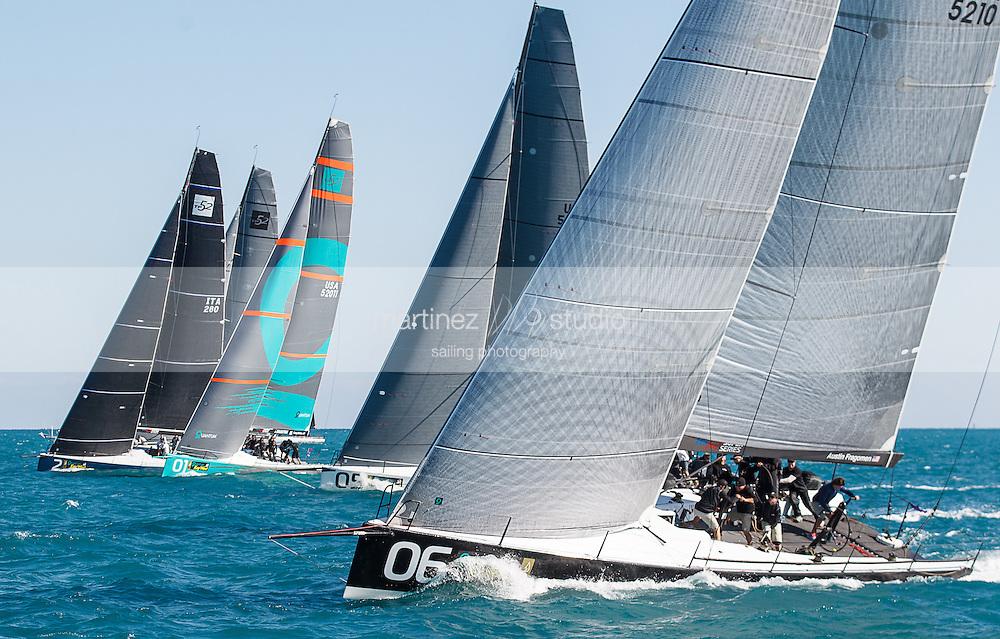 Quantum Key West Race Week<br /> 52 Super Series