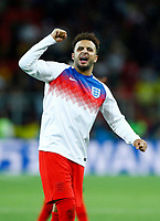 Kyle Walker (England) celebrates<br /> Moscow 03-07-2018 Football FIFA World Cup Russia 2018 <br /> Colombia - England / Colombia - Inghilterra<br /> Foto Matteo Ciambelli/Insidefoto
