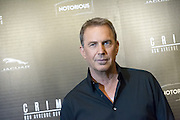 Apr 08, 2016 - Rome, Lazio, Italy - US actor Kevin Costner poses during the photocall of the film ''Criminal'' in Rome at Hotel Bernini on April 8, 2016, starring Kevin Costner and director Ariel Vromen.  <br /> (Credit Image: © Exclusivepix Media)