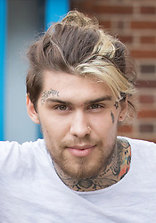 © Licensed to London News Pictures. 17/05/2016. London, UK.  Marco Pierre White Jr is seen at Uxbridge Magistrates Court.  Matilde Conejero, who is the estranged wife of chef Marco Pierre White, is charged with two counts of common assault against her sons. She pleaded not guilty to both counts at an earlier hearing . Photo credit: Peter Macdiarmid/LNP