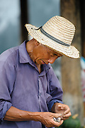 Market Vendor - Xitang, Zhejiang, China