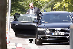 Germany, Berlin - June 14, 2018.State Minister Helge Braun leaves the Federal Chancellery in Berlin by car (Credit Image: © Darmer/Davids/Ropi via ZUMA Press)