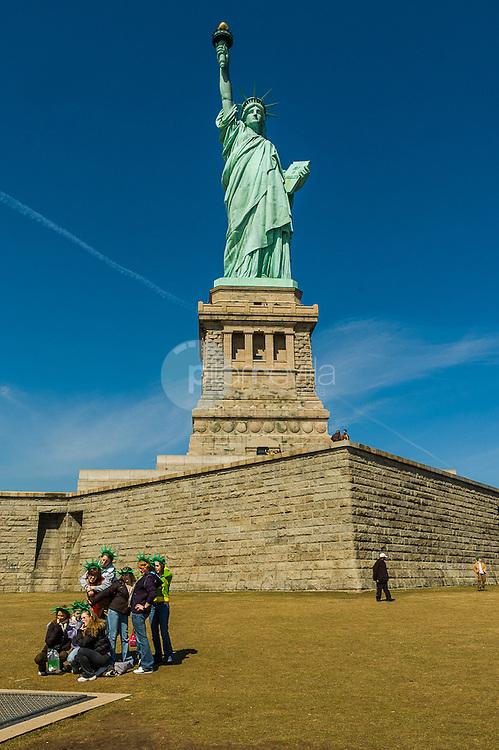 New York City. US