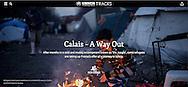 UNHCR Tracks - http://tracks.unhcr.org/2016/02/calais-a-way-out/